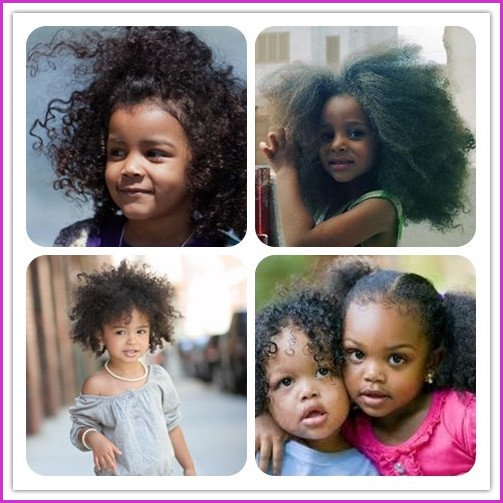 Fabulous Hairstyles For African American And Biracial Kids